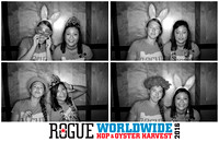 Rogue Hops and Oysters Photo Booth