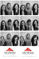 Mt Hood College Photo Booth