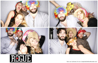 Rogue Holiday Party Photo Booth