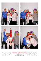 Bremik Holiday Party Photo Booth