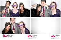 Keller Williams Holiday Party Photo Booth
