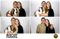 Rogue Beer Frog and Dogs Photo Booth
